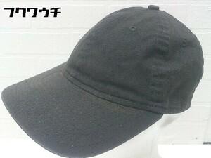 ◇ NEW ERA ニューエラ ベースボールキャップ 帽子 ブラック サイズ1 レディース