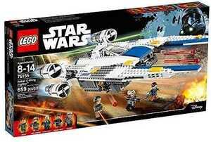 レゴ (LEGO) スター・ウォーズ 反乱軍のUウィング・ファイター 75155