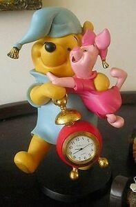 Disney ディズニー ミッキーマウス くまのプーさん ピグレット 限定 レア 入手困難 フィギュア  人形