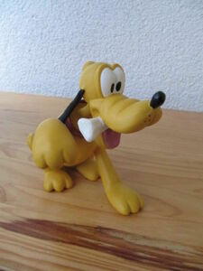 Disney ディズニー ミッキーマウス プルート 限定 レア 入手困難 フィギュア  人形