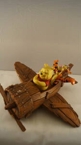 Disney ディズニー ミッキーマウス くまのプーさん ティガー 限定 レア 入手困難 フィギュア  人形