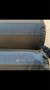 snow peak☆マット3個セット