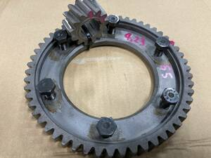 Mini Cooper BMC Rover LSD for final gear 4.2 used semi helical differential gear Austin Morris