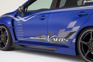 バリス WRX STI VAB / WRX S4 VAG A型/B型/C型 サイドスカート+エアシュラド