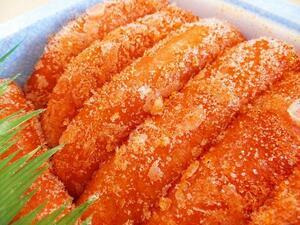 【即決】 かねふく 辛子明太子 1kg 3Lサイズ 贈答用 化粧箱 めんたいこ 魚卵 おにぎりの具 【水産フーズ】