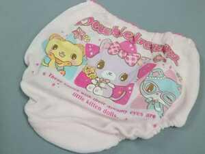 【匿名配送】かわいい♪女児ショーツ/パンツ☆110☆サンリオ ミュークルドリーミー♪バックプリント ピンク♪綿/コットン100% 整理品