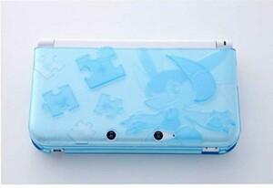 Nintendo3DSLL キラキララメジャケット ケース 3DSLL