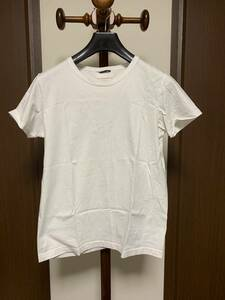即決 ジュンハシモト junhashimoto SERIBU セリブ Tシャツ ホワイト 4 AKM WJK 1piu1uguale3