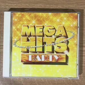 D87 中古CD100円 オムニバス MEGA HITS~Party