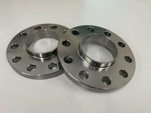 高品質/鍛造/ホイール/スペーサー/10mm/ベンツ/Sクラス/W126/W140/W220/W221/W222/W217/ハブ付/HUB/66.6/5穴/PCD/112/AMG