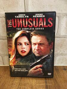 『THE UNUSUALS』ジェレミー・レナー 海外ドラマ DVD 日本未発売