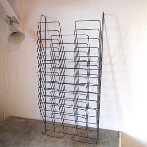 希少 北欧 ヴィンテージ ストリング シェルフ String Shelf マガジンラック 本棚 飾り棚 工業系ミッドセンチュリー スペースエイジ店舗什器