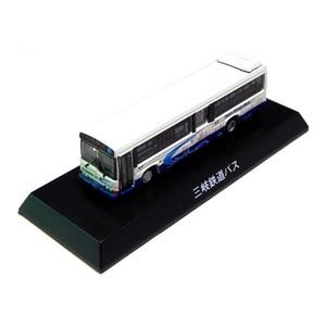 京商 1/150スケール ダイキャストバスシリーズ 路線バス2 日野レインボー HR7JPAE 三岐鉄道バス Nゲージ 鉄道 模型 ミニカー