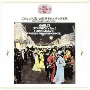 マーラー:交響曲第5番/ロリン・マゼール(指揮)/ウィーン・フィルハーモニー管弦楽団