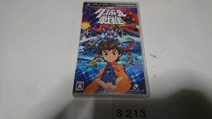 ダンボール戦機 SONY PSP プレイステーション ポータブル PlayStation ソフト 動作確認済 ゲーム 中古 メーカー:レベルズ