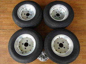 Speedster SSR Mark 1 wheel 10 -inch 6J +5 size measurement PCD101.65 4 hole 4ps.@ exclusive use nut attaching MINI Mini rare *