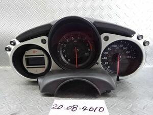 保証付 日産純正 Z34 フェアレディZ 北米仕様 USスピードメーター マイルメーター フルスケール 280km 表示 メーターフード付