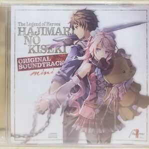 創の軌跡 初回特典 オリジナル サウンドトラック mini CD PS4 英雄伝説 はじまりのきせき 新品 未開封