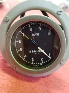 Smith Smith tachometer Britain 90 pie vibration dumper attaching