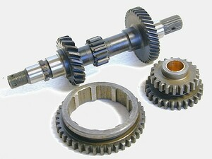mission low gear 3 point set Fiat 500R|126 for