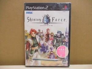 【PS2】 未開封品 シャイニング・フォース ネオ