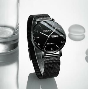 メンズ腕時計 ファッション カジュアル ビジネス 多機能 日付表示 902sd