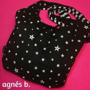 【未使用新品】 agnes b. アニエスベー リバーシブル ショルダーバッグ 4B361