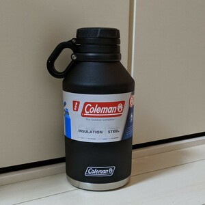 コールマン グロウラー 1.9L 真空 保冷水筒 新品未使用