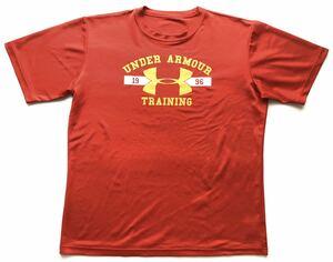 アンダーアーマー ビッグロゴ デカロゴ ドライTシャツ  スポーツウェア UNDER ARMOUR TRAINING ストレッチ 早1010