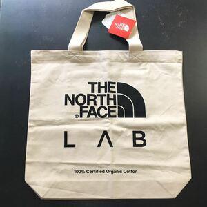 THE NORTH FACE LAB ORGANIC COTTON TOTE BAG TNF ザ ノースフェイス ラボ オーガニック コットン トート バッグ