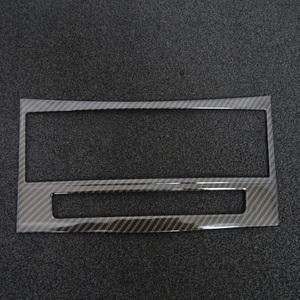 メルセデス ベンツ カーボン ルック センターコンソール パネル カバー W212 E220 E250 E300 E350 E400 E550 E63 セダン ワゴン Eクラス
