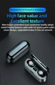 ワイヤレスイヤホンヘッドフォン 5.0 bluetooth IPX5 防水 3Dスポーツステレオサウンドヘッドフォン充電 両耳 SN1