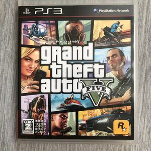 【PS3】 グランド・セフト・オートV Grand Theft Auto V