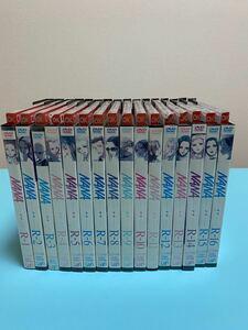 NANA アニメ DVD 全16巻