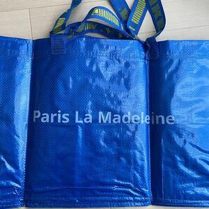 パリ限定 IKEA ショッピングバック 日本未発売 エコバッグ トートバッグ イケア