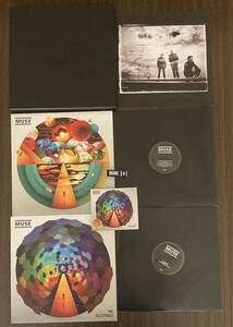 ★MUSE★THE RESISTANCE★Audiophiles Special Box★CD+2LP+DVD+USBメモリ(非圧縮音源)★ミューズ★鉄拳★振り子★送料込★送料無料★