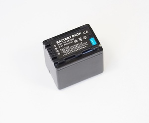 【Panasonic VW-VBT380/380-K】パナソニック★3880mAh 互換バッテリー PSE認証 保護回路内蔵 バッテリー残量表示可 リチウムイオン充電池