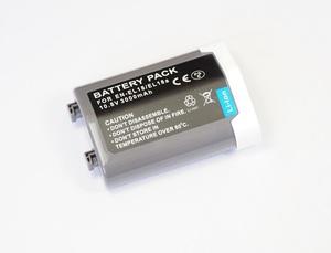 【Nikon EN-EL18/18A/18B/18C】ニコン■3000mAh 互換バッテリー PSE認証 保護回路内蔵 バッテリー残量表示可 リチウムイオン充電池