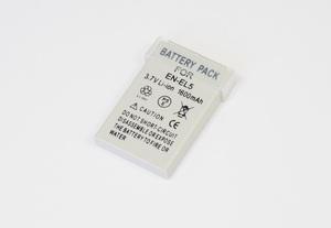 【Nikon EN-EL5】ニコン●1600mAh 互換バッテリー PSE認証 保護回路内蔵 バッテリー残量表示可 リチウムイオン充電池