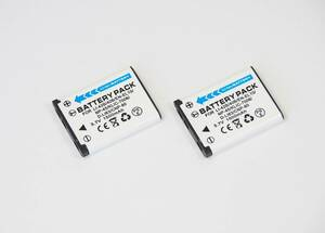 2個セット【EN-EL10】ニコン★1500mAh 互換バッテリー PSE認証 保護回路内蔵 バッテリー残量表示可 リチウムイオン充電池