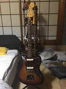 楽器店新品購入 室内試奏2回のみ 極上美品 カスタム FENDER JAPAN JAGUAR フェンダージャパン ジャガー