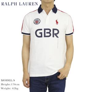 新品 アウトレット 573 Lサイズ メンズ 半袖 シャツ polo ralph lauren ポロ ラルフ ローレン エンブレム ビッグポニー刺繍