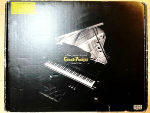 すぐに聴けるセット!セガトイズ グランドピアニスト本体一式 専用カートリッジ 葉加瀬太郎セレクション 3枚 ヤマハ NX-A01 スピーカー
