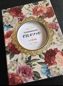 【テキスト付き】子宮メソッド 完全保存版 DVD4枚組
