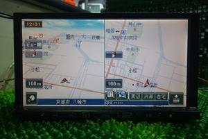 『psi』 ニッサン純正 HDDナビ HP308-A DVD・ワンセグ 2011年 動作確認済 CXC9565 バックカメラボックス付
