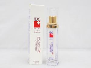 【未使用品】IDC システム9 ウィズ コンプレックスV 30ml スプレータイプ/美容液/美容用品/ケア/LABO WELL/2j0473