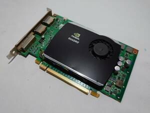 動作確認済 NVIDIA Quadro FX 580 グラフィックボード