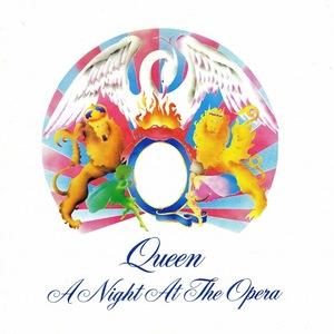 ◆◆QUEEN◆A NIGHT AT THE OPERA クイーン オペラ座の夜 リマスター EMI SWINDON盤 即決 送料込◆◆