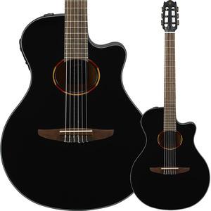 YAMAHA NTX1 BL エレクトリッククラシックギター ブラック 【ヤマハ】