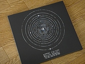 2CD+DVD/BABYMETAL /METAL GALAXY-THE ONE LIMITED EDITION/BABY METAL/FC 限定版/m